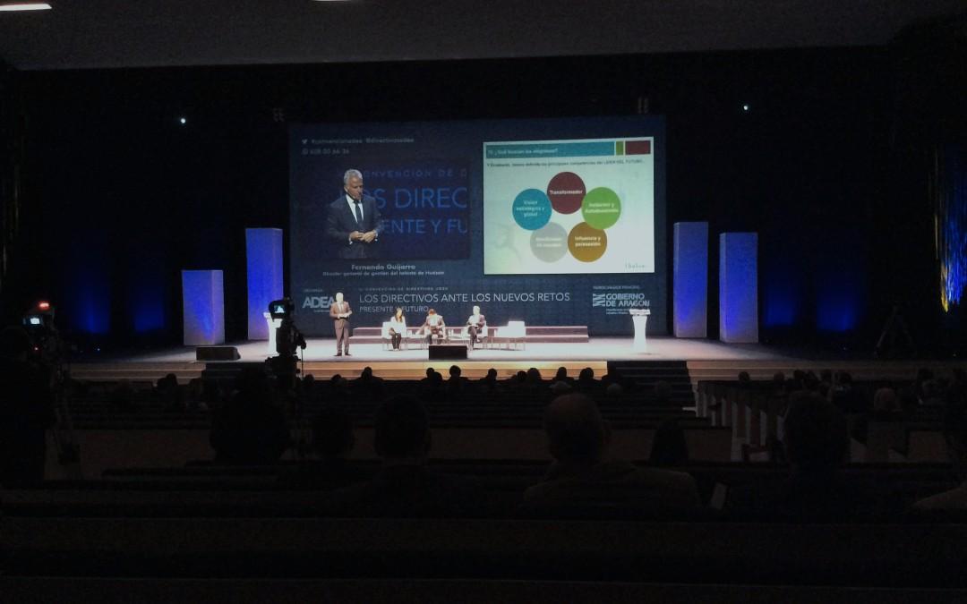 Directivos ante nuevos retos: VI Convención Directivos ADEA