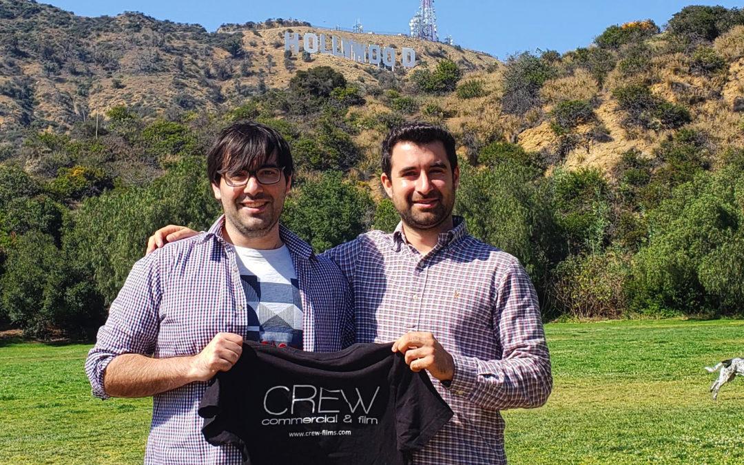 CREW FILMS ESTABLECE SEDE EN LOS ANGELES