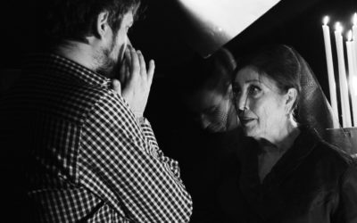 """""""YO CONFIESO"""" CON VERÓNICA FORQUÉ, SEGUNDO CORTOMETRAJE PRODUCIDO POR CREW FILMS"""